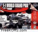 F1 World Grand Prix Screen Shot 4