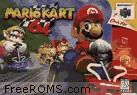 Mario Kart 64 Screen Shot 3