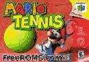 Mario Tennis Screen Shot 3