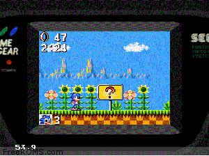 Sonic The Hedgehog Rom Download For Game Gear
