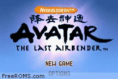 Avatar: the last airbender, the burning earth [usa] nintendo.
