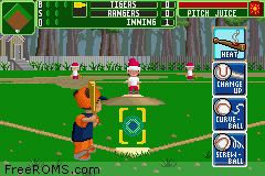 backyard baseball 2006 screen shot 2