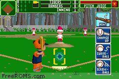 backyard baseball 2006 screen shot 2