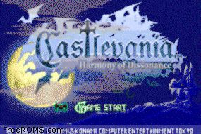 Castlevania - Harmony Of Dissonance Screen Shot 1