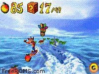 Download Crash Bandicoot 2 - N-Tranced Gameboy Advance ROMS