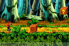 gba crash bandicoot rom