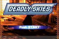 Deadly Skies Screen Shot 1