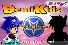 Demikids - Dark Version Screen Shot 1