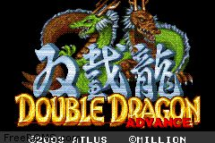 Double Dragon Advance Rom Download For Gameboy Advance