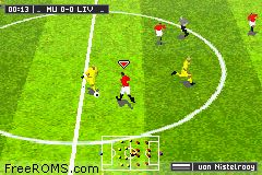 Fifa 2007 ROM Download for Gameboy Advance