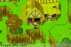 Golden Sun Screen Shot 2