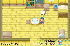 Harvest Moon - Friends Of Mineral Town Screen Shot 2