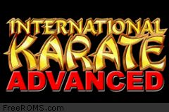 International Karate Advanced Screen Shot 1