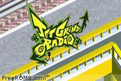 jet set radio gba rom download