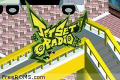 Jet Set Radio ROM Download for Gameboy Advance