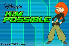 Kim Possible Screen Shot 1