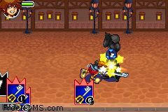 Kingdom Hearts - Chain Of Memories ROM Download for Gameboy Advance