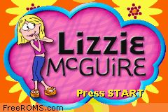 Lizzie Mcguire - On The Go! Screen Shot 1