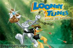 Looney Tunes - Back In Action Screen Shot 1