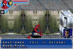Marvel - Ultimate Alliance ROM Download for Gameboy Advance