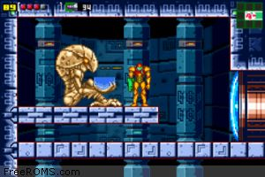 Metroid - Zero Mission Screen Shot 2