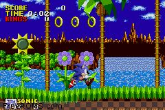 Sonic The Hedgehog - Genesis Screen Shot 2