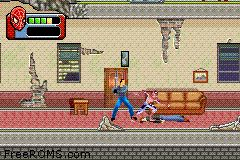 Spider-Man 3 ROM Download for Gameboy Advance