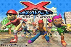 X-Bladez - Inline Skater Screen Shot 1