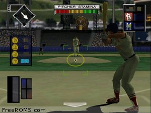 All Star Baseball 99 Screen Shot 2