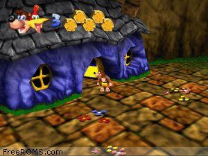 Banjo-Kazooie ROM Download for N64