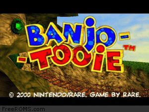 rom banjo tooie nintendo 64