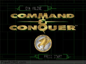 Command and Conquer Screen Shot 1