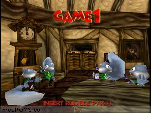Conker's Bad Fur Day Screen Shot 1