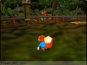 Conker's Bad Fur Day Screen Shot 2