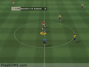 FIFA '99 Screen Shot 2