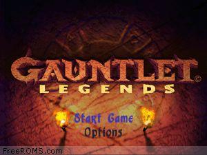Gauntlet Legends ROM Download for N64