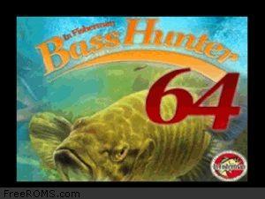 In-Fisherman Bass Hunter 64 Screen Shot 1