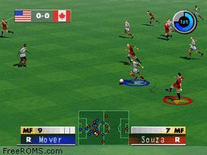 International Superstar Soccer 2000 Screen Shot 2