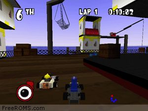 Lego Racers Rom Download For N64