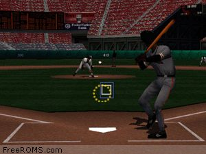 Major League Baseball Featuring Ken Griffey Jr Screen Shot 2