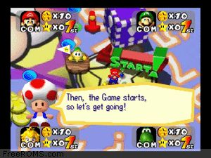 Mario Party Screen Shot 2
