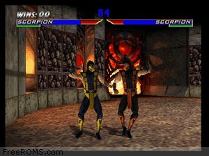 Mortal Kombat 4 Screen Shot 2