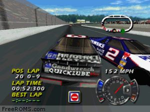 Nascar 99 Screen Shot 2