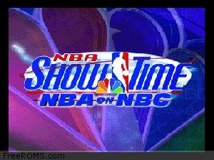 NBA Showtime - NBA on NBC Screen Shot 1