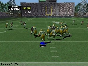 NFL Quarterback Club 99 Screen Shot 2