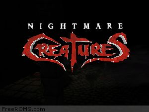 Nightmare Creatures Screen Shot 1