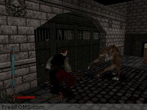 Nightmare Creatures Screen Shot 2