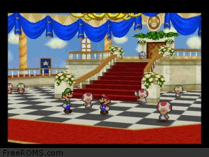 Paper Mario Screen Shot 2