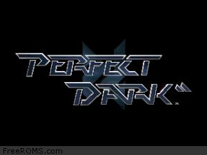 Perfect Dark Screen Shot 1