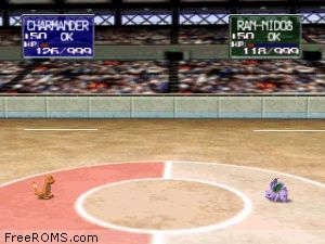 Pokemon Stadium Screen Shot 2